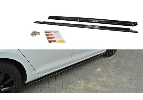 Maxton Design Seitenschweller Diffusor für Volkswagen Golf 7