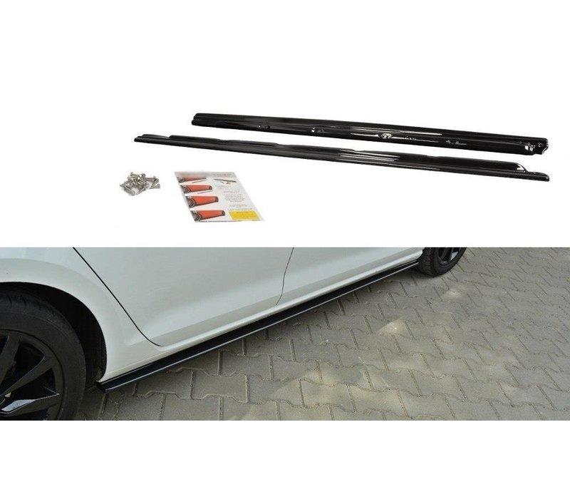 Seitenschweller Diffusor für Volkswagen Golf 7