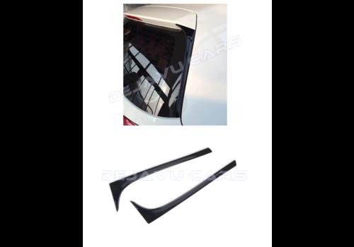 OEM LINE Achterklep Vertical Spoiler voor Volkswagen Golf 7