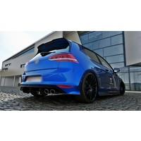 Aggressive Diffuser voor Volkswagen Golf 7 R