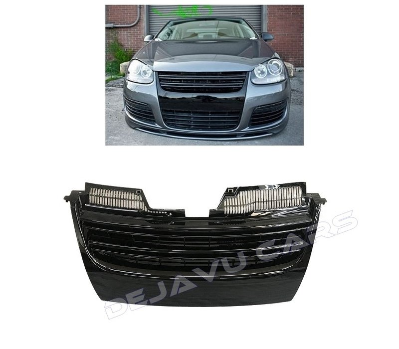GT Look Front Grill for Volkswagen Golf 5