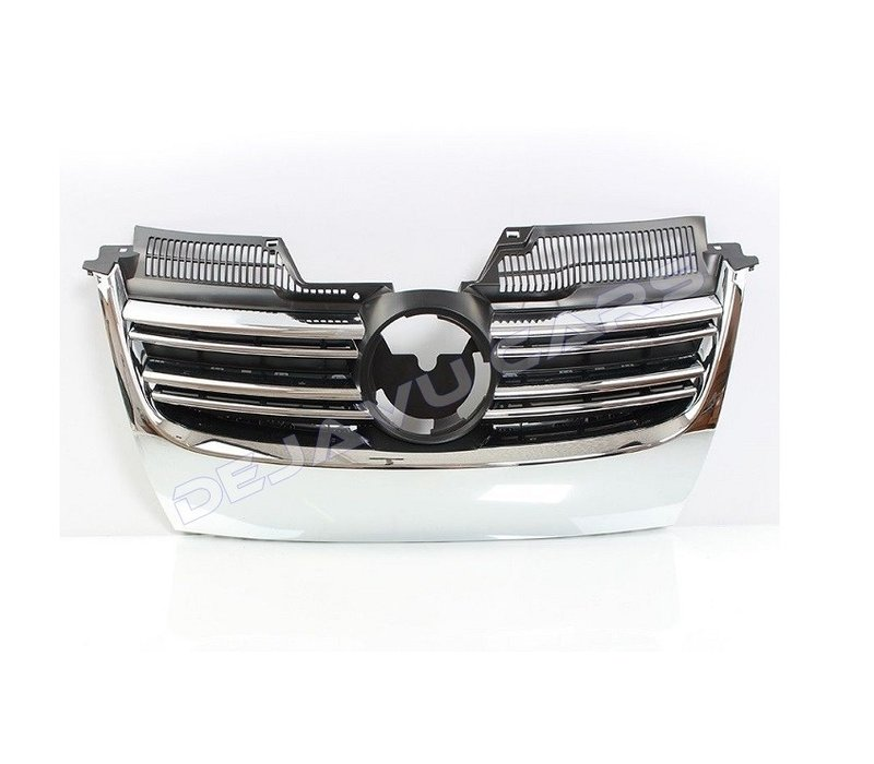 GT Look Chrome Front Grill for Volkswagen Golf 5