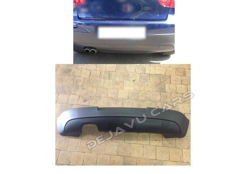 OEM LINE® GT / GTI Look Rear Bumper for Volkswagen Golf 5