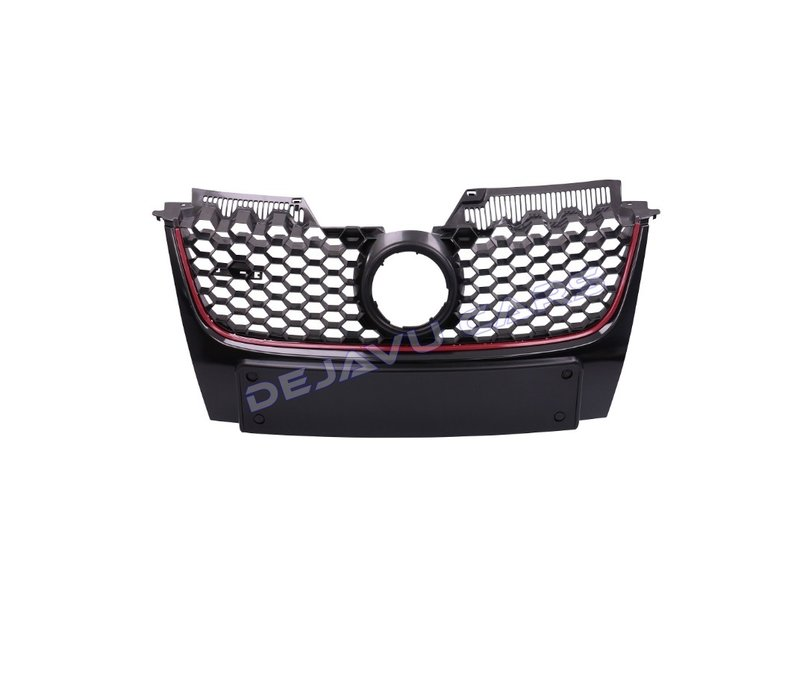 GTI Look Front Grill for Volkswagen Golf 5