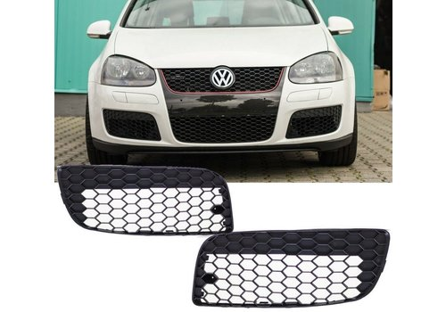 OEM LINE Mistlamp roosters (gesloten) voor Volkswagen Golf 5 GTI
