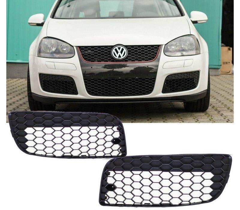 Fog light grille (closed) for Volkswagen Golf 5 GTI