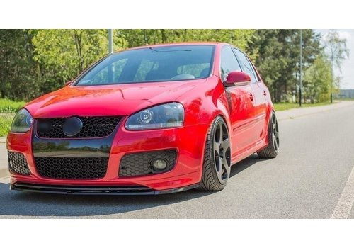 Maxton Design Front Splitter for Volkswagen Golf 5 GTI 30TH EDITION 30
