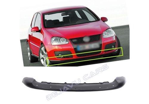 OEM LINE® Front Splitter (Replacement) for Volkswagen Golf 5 GTI