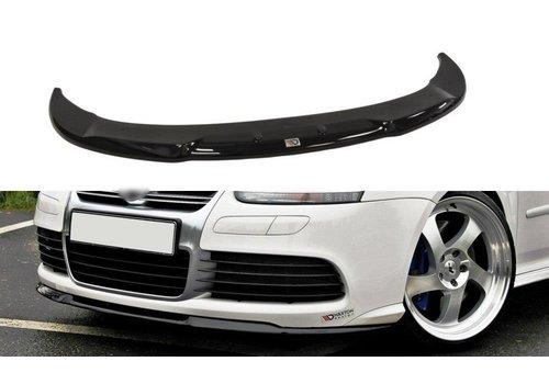 Maxton Design Front Splitter voor Volkswagen Golf 5 R32