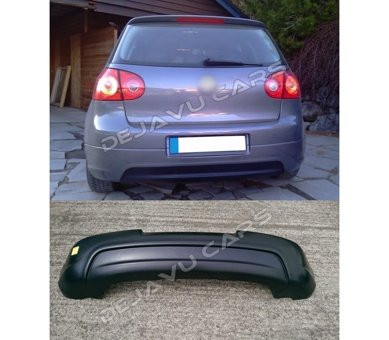 GTI Edition 30 (Clean) Look Rear Bumper for Volkswagen Golf 5