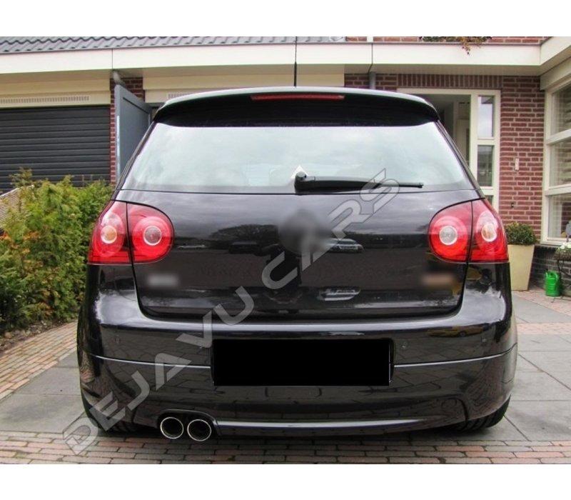 GTI Edition 30 Look Rear Bumper for Volkswagen Golf 5