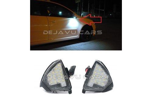 OEM LINE LED Lighting under outside mirror for Volkswagen Golf 5