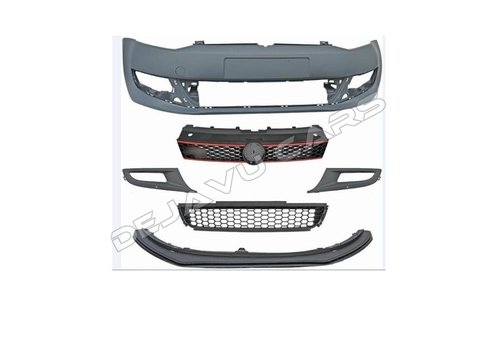 OEM LINE GTI Look Front bumper for Volkswagen Polo 5 (6R)