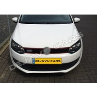 GTI Look Front Grill for Volkswagen Polo 5 (6R/6C)