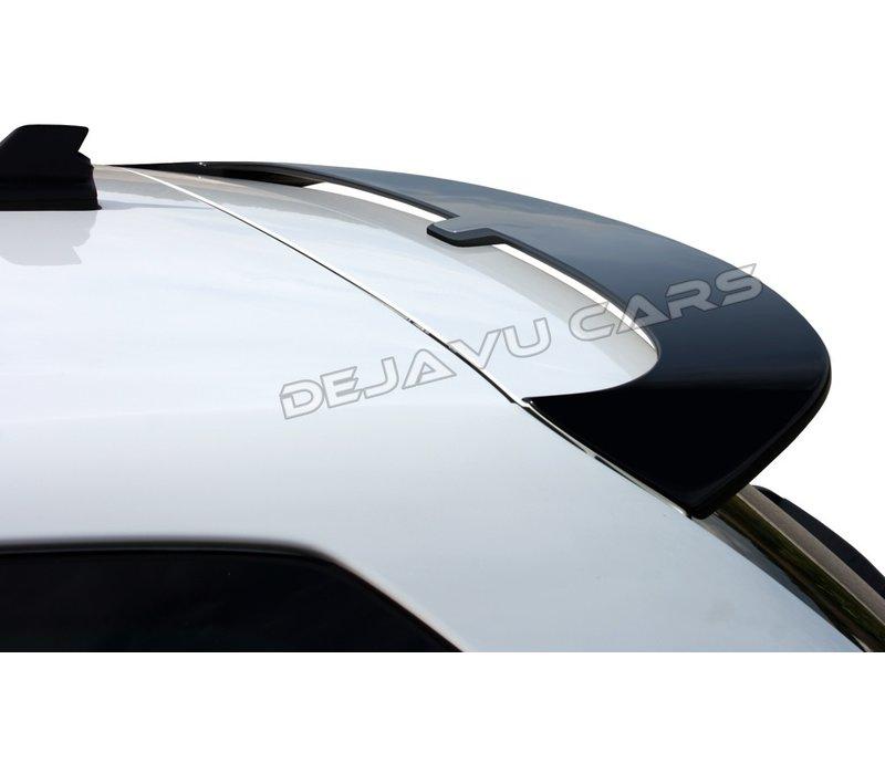 WRC Look Roof Spoiler for Volkswagen Polo 5 (6R/6C)