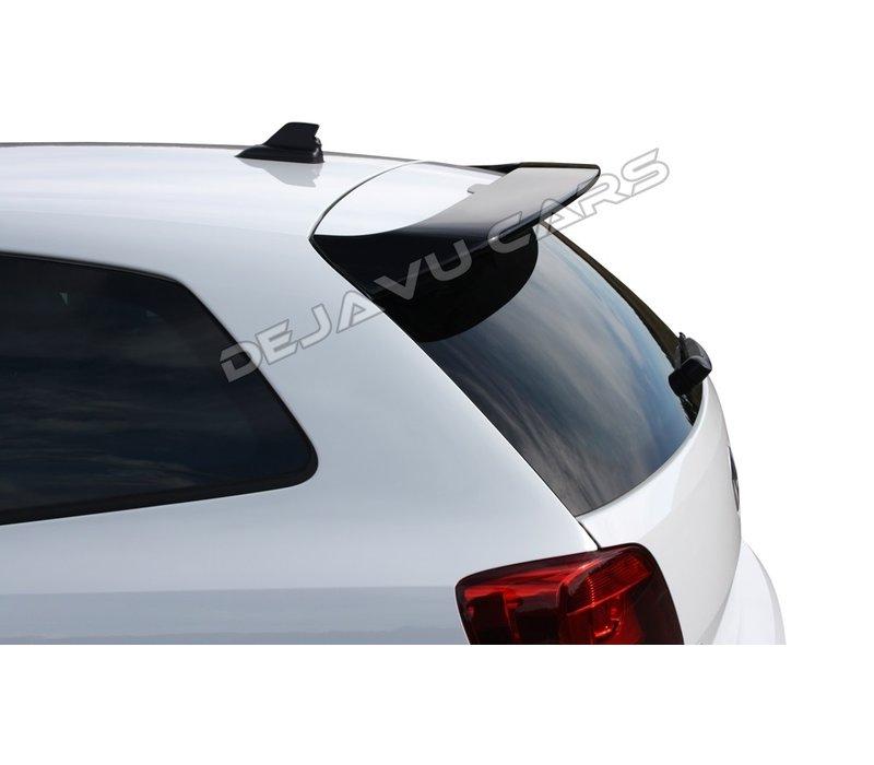 WRC Look Dachspoiler für Volkswagen Polo 5 (6R/6C)