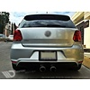 Maxton Design R20 Look Diffuser for Volkswagen Polo 6R GTI
