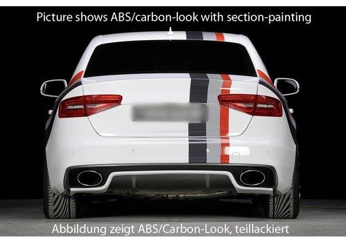 OEM LINE RS4 Look Diffuser voor Audi S4 B8.5 / S line