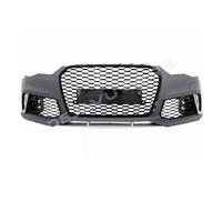 RS6 Look Voorbumper voor Audi A6 C7.5 Facelift