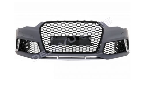 OEM LINE RS6 Look Front bumper for Audi A6 C7.5 Facelift