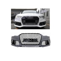 RS6 Facelift Look vordere Stoßstange für Audi A6 C7 4G