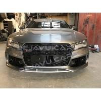 RS7 Facelift Look vordere Stoßstange für  Audi A7 4G