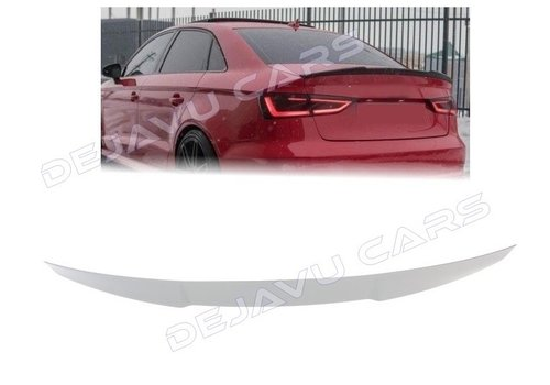 OEM LINE S3 Look Tailgate spoiler lip for Audi A3 8V
