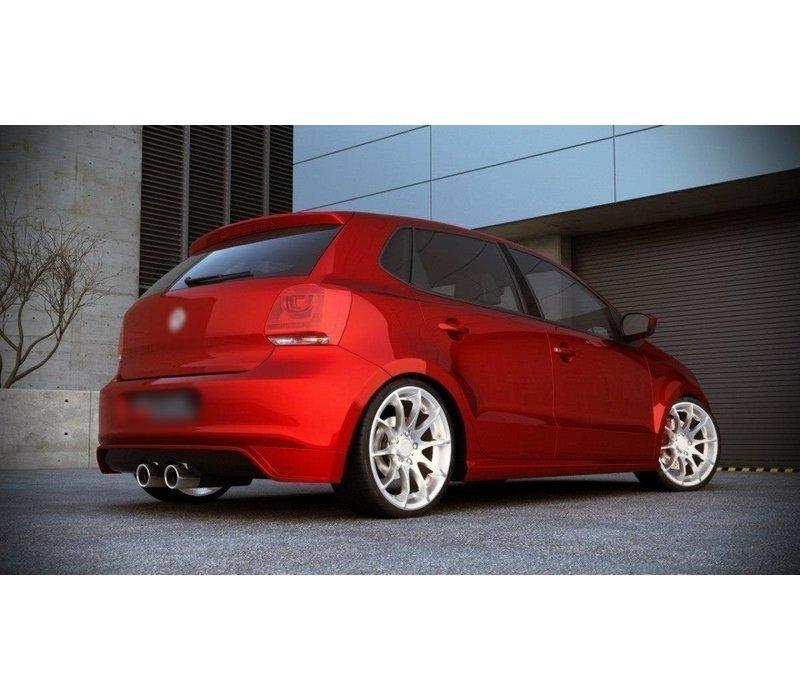 R20 Look Diffuser voor Volkswagen Polo 6R