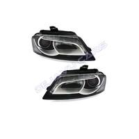 LED Headlights Bi Xenon look for Audi A3 8P