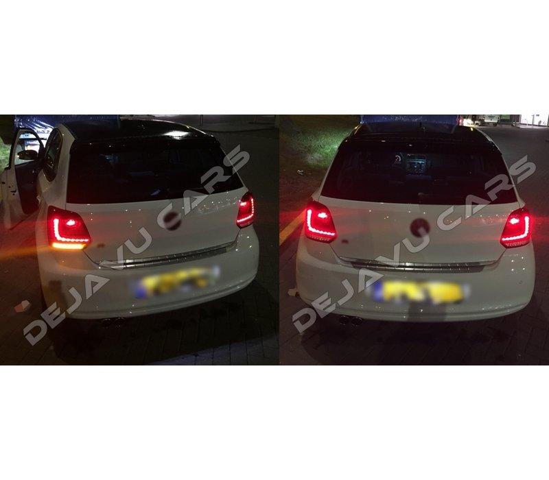 Volledig LED Achterlichten voor Volkswagen Polo 6R / 6C