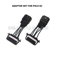 Achterlichten adapter kabel set voor Volkswagen Polo 6R / 6C