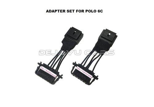 OEM LINE Rückleuchten adapterkabelsatz für Volkswagen Polo 6R / 6C