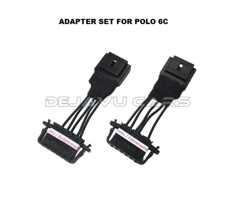 Rückleuchten adapterkabelsatz für Volkswagen Polo 6R / 6C