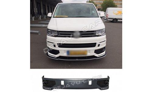 OEM LINE Sportline Look Front bumper + LED DRL for Volkswagen Transporter T5