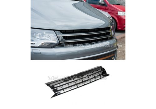 OEM LINE Front Grill (Badgeless) for Volkswagen Transporter T5