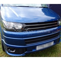 Front Grill (Badgeless) for Volkswagen Transporter T5