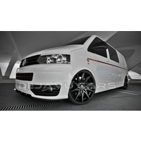 Front Splitter voor Volkswagen Transporter T5 Sportline