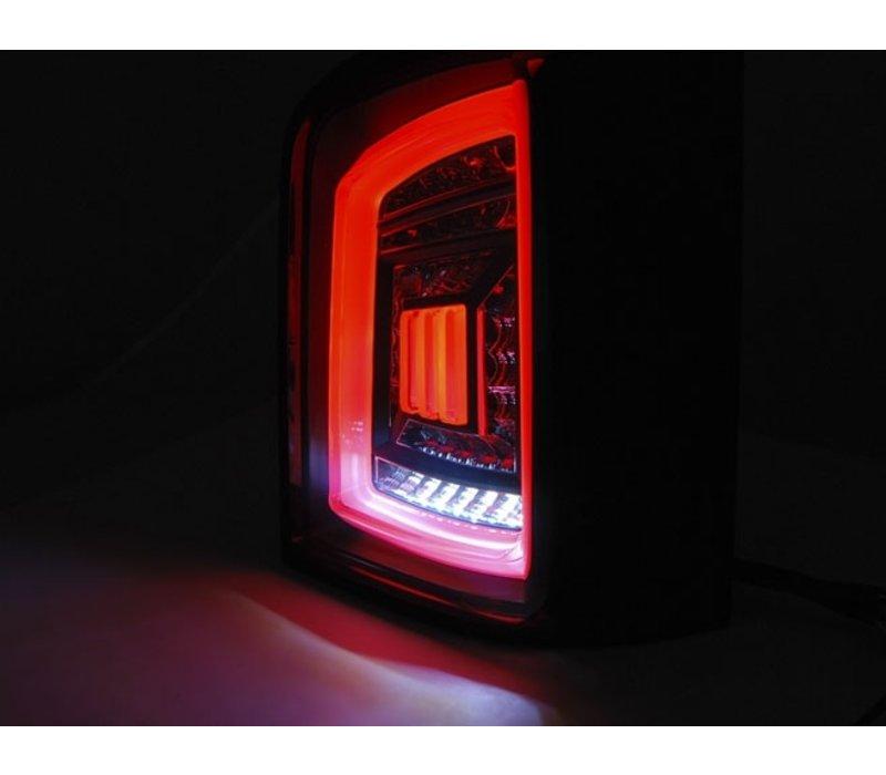 Dynamische LED Achterlichten voor  Volkswagen Transporter T5