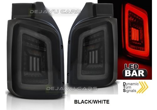 OEM LINE Dynamic LED Tail Lights for Volkswagen Transporter T5