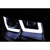 U-LED Xenon Look Koplampen voor Volkswagen Transporter T5