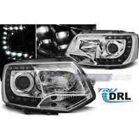 LED Xenon Look Koplampen voor Volkswagen Transporter T5