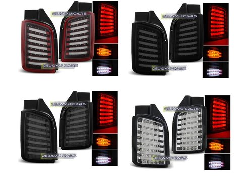 OEM LINE LED BAR Tail Lights for Volkswagen Transporter T5
