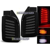 LED BAR Achterlichten voor  Volkswagen Transporter T5 (2-deurs achterklep)