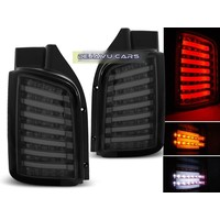 LED BAR Rückleuchten für Volkswagen Transporter T5 (2-türige Heckklappe)