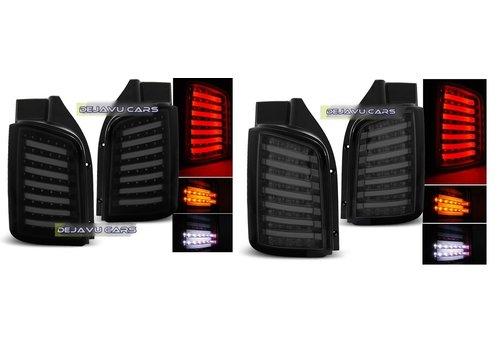 OEM LINE LED BAR Achterlichten voor  Volkswagen Transporter T5 (2-deurs achterklep)