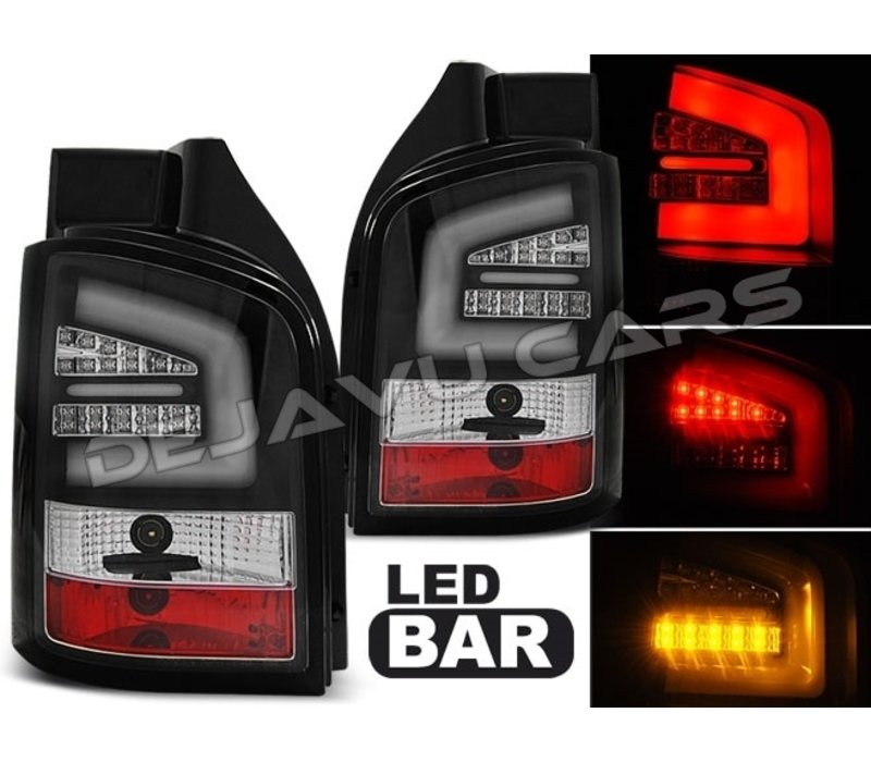 LED BAR Rückleuchten für Volkswagen Transporter T5