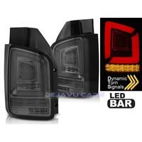 Dynamisch LED BAR Rückleuchten für Volkswagen Transporter T5