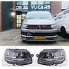 OEM LINE LED Xenon Look Scheinwerfer für Volkswagen Transporter T6