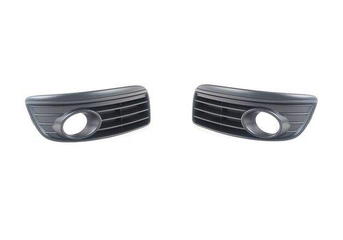 OEM LINE® Fog light grille for Volkswagen Golf 5 GT