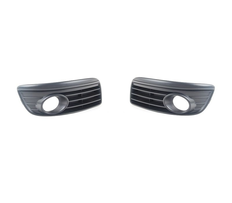 Fog light grille for Volkswagen Golf 5 GT